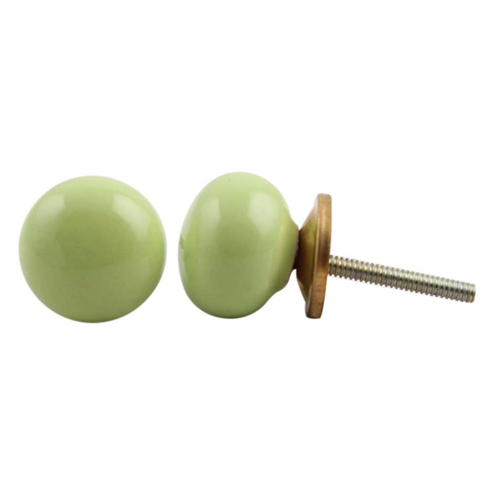 Lime Green Small Knob (1)