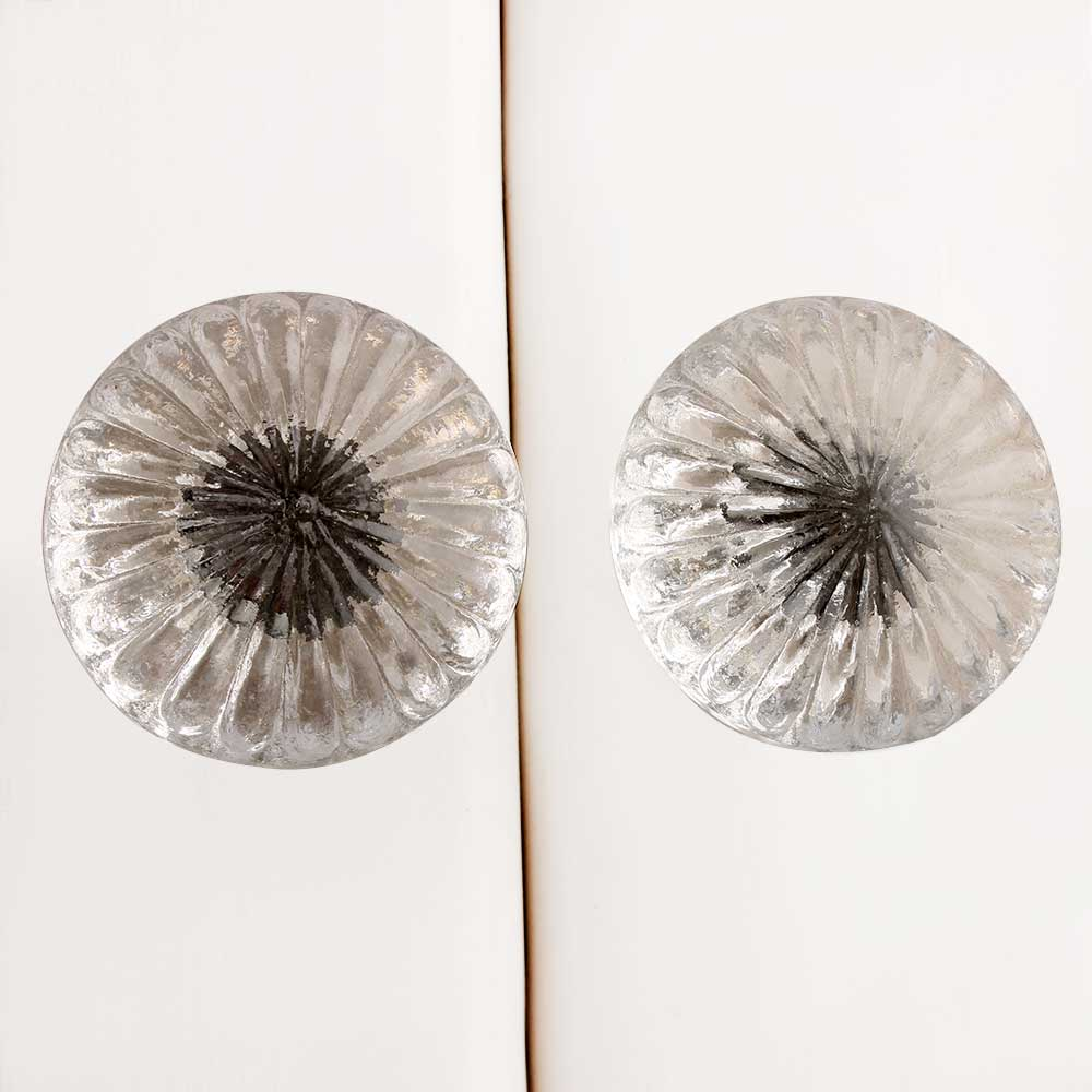 Big Daisy Glass Drawer Knobs Online