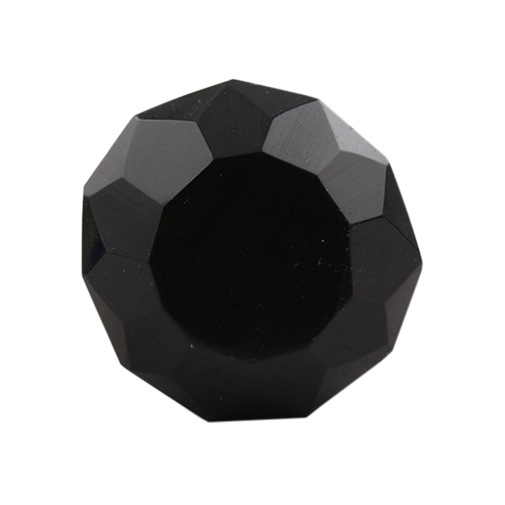 Black Diamond Glass Wine stopper