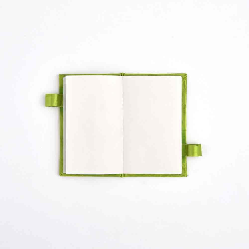 Green Designer Decorative Notebook