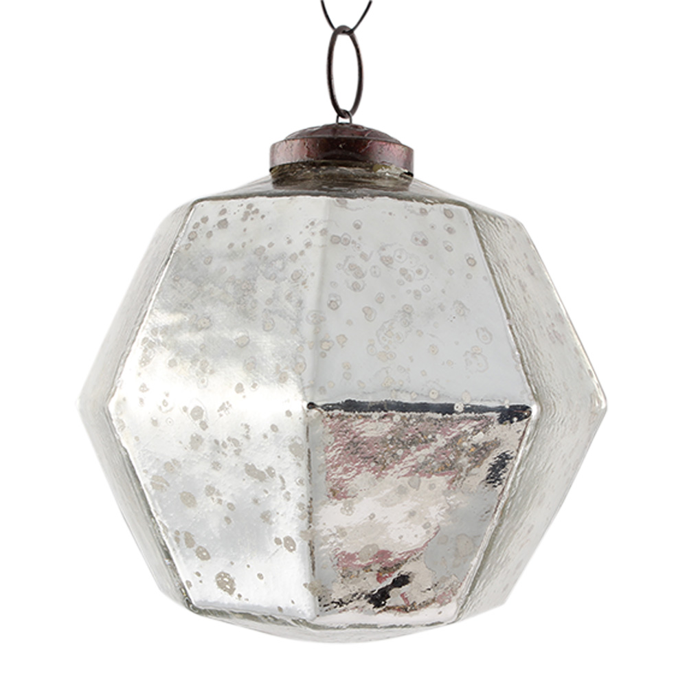 Octagon Antique Christmas Ornament Online