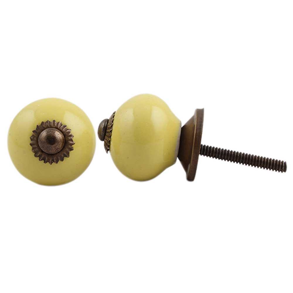 Yellow Knob Small