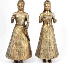 Bronze English Emperor Statue