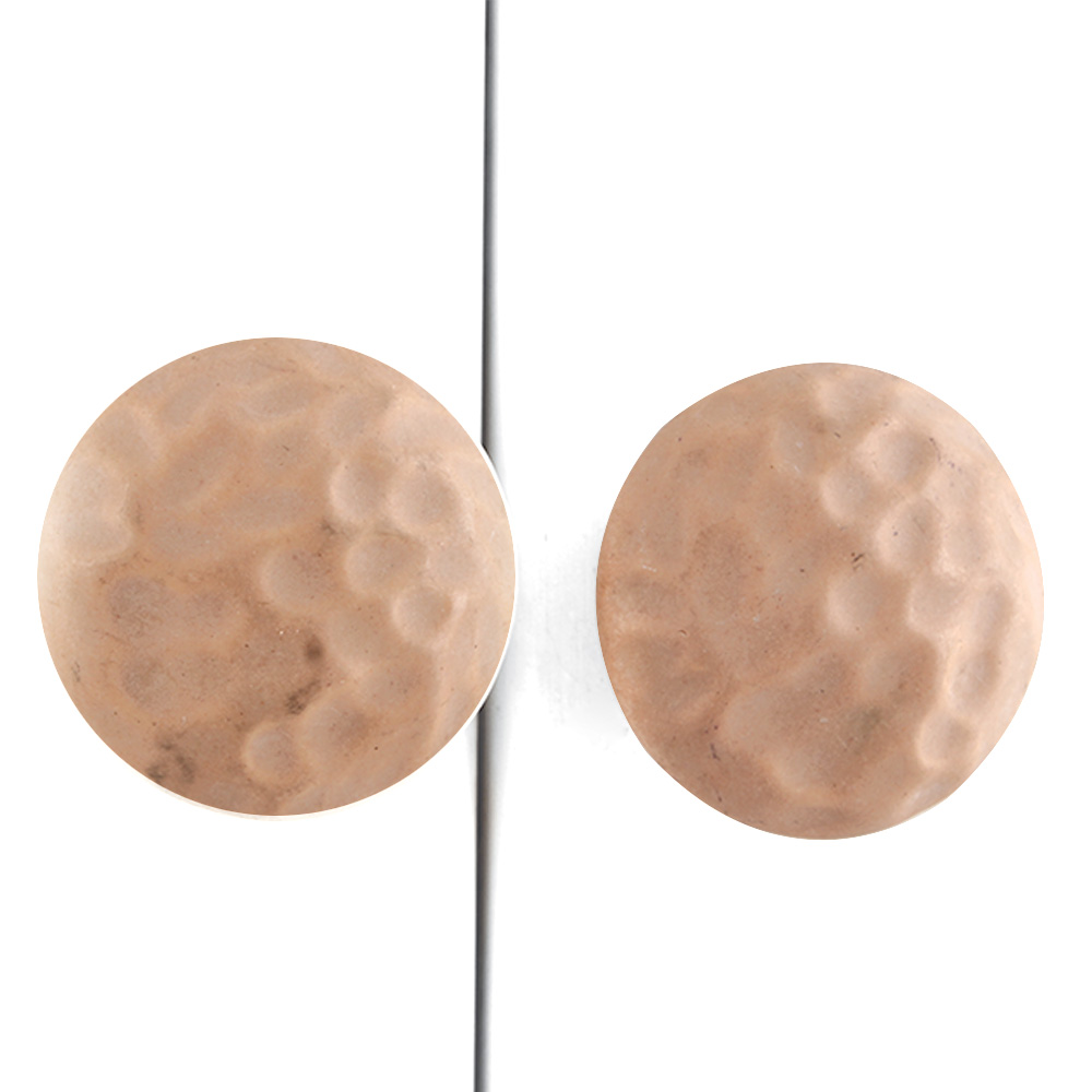 Light Brown Solid Knob