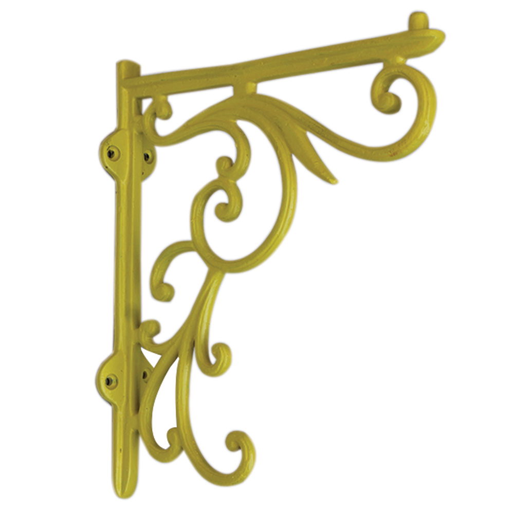 Yellow Shelves Brackets-19