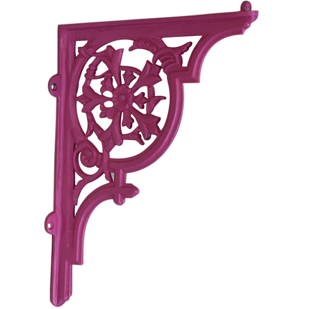 Dark Pink Shelves Brackets-27