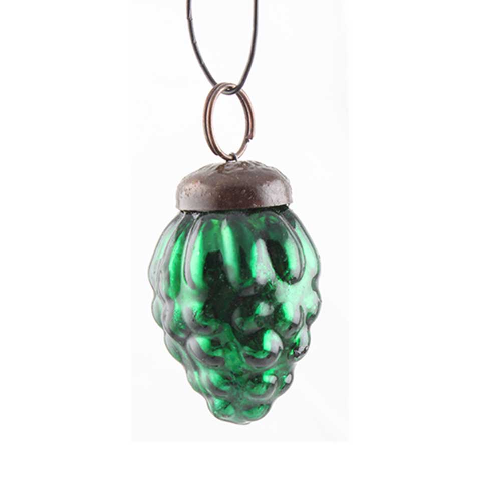 Antique Green Tiny Christmas Hanging Online