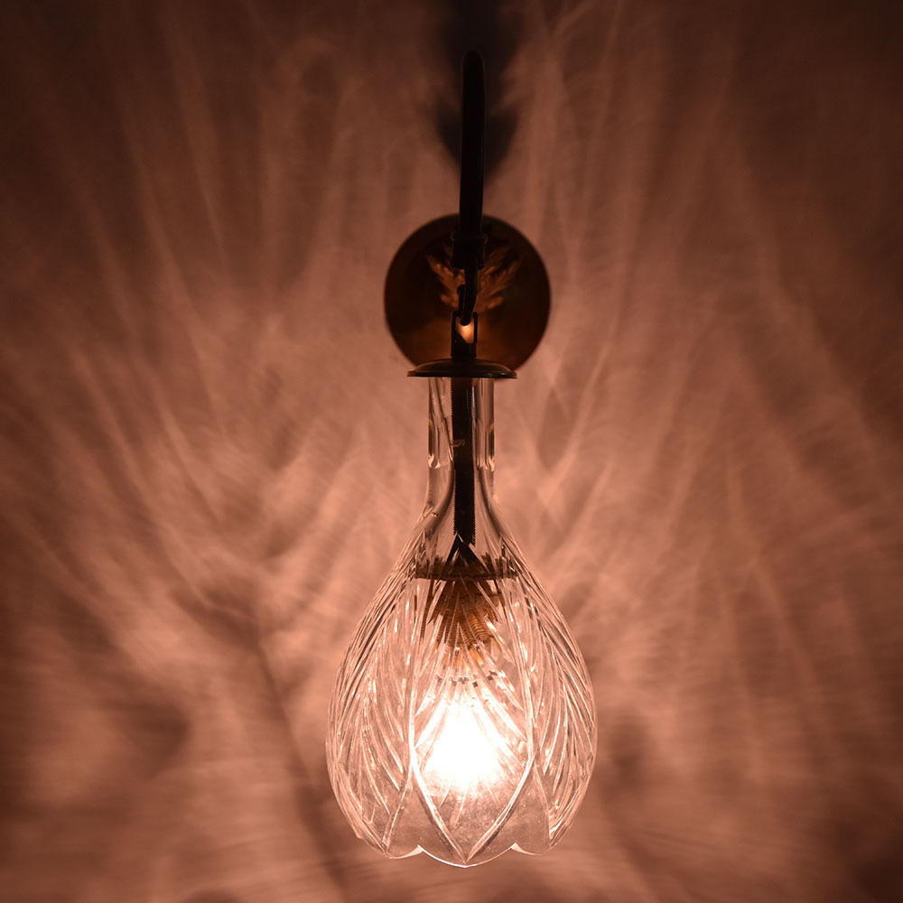 Bell Shaped Wall Lamp