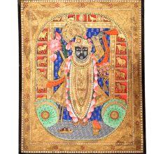 A Lavish Image Of Shrinathji