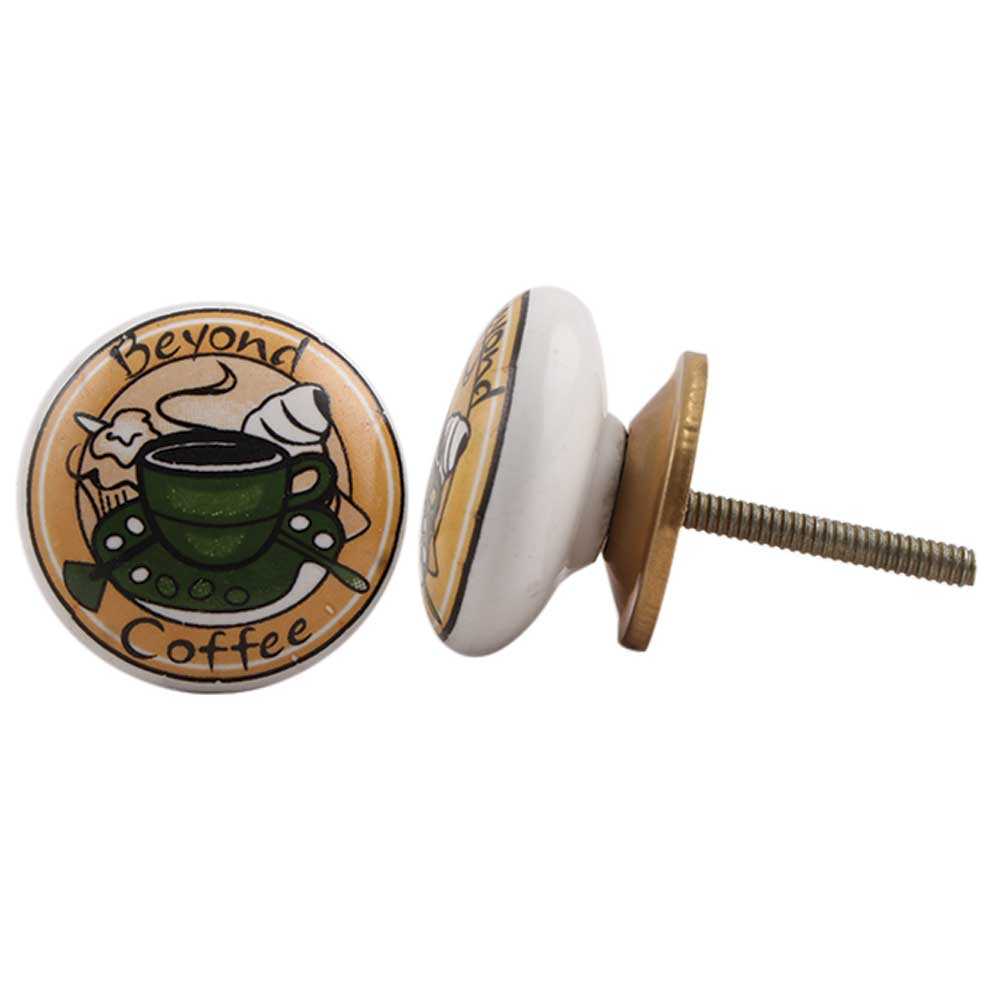 Beyond Coffee Knob