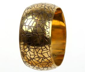 Brass Bangle 47