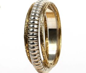 Brass Bangle-94