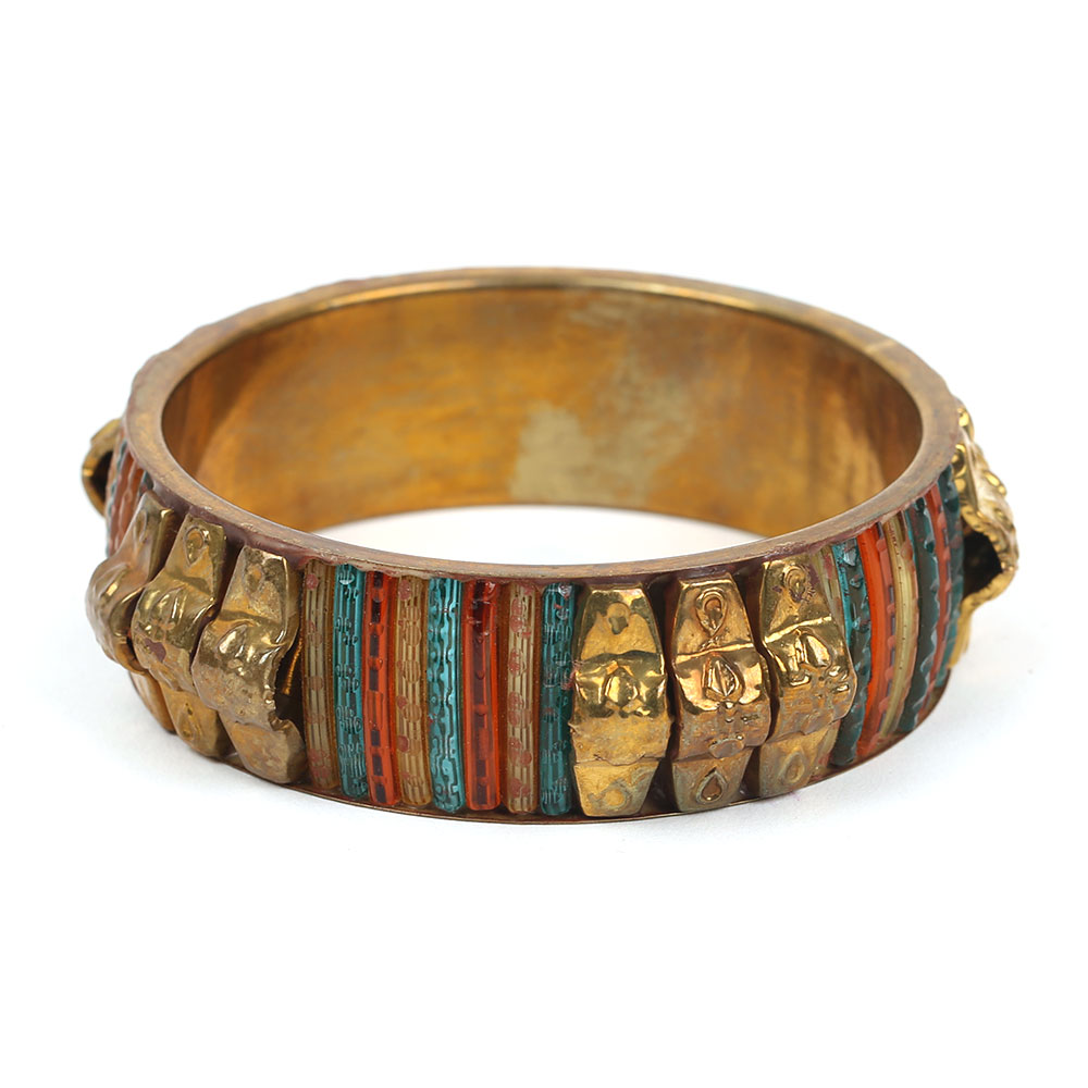 Brass Bangle (1)