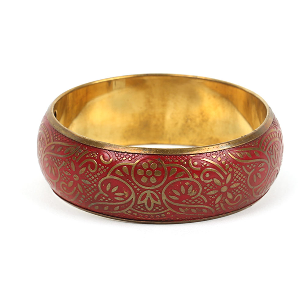 Brass Bangle 49