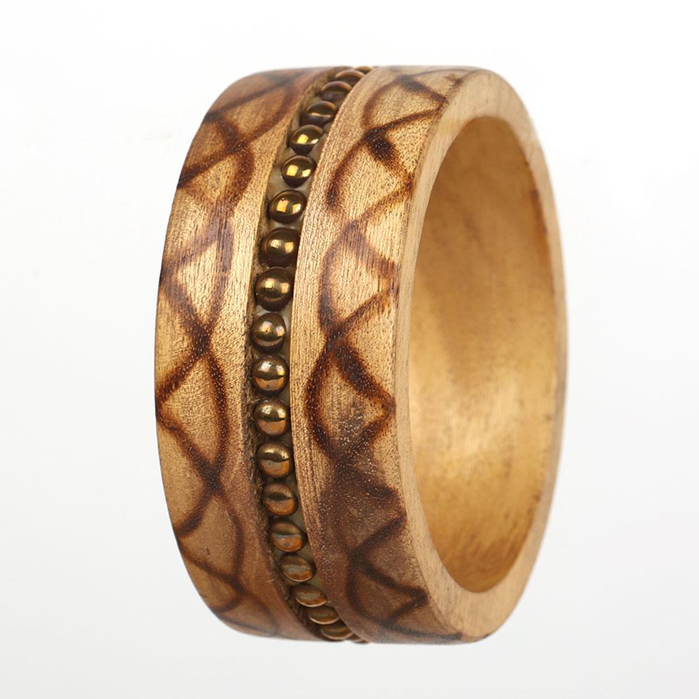 Wooden Bangle-84