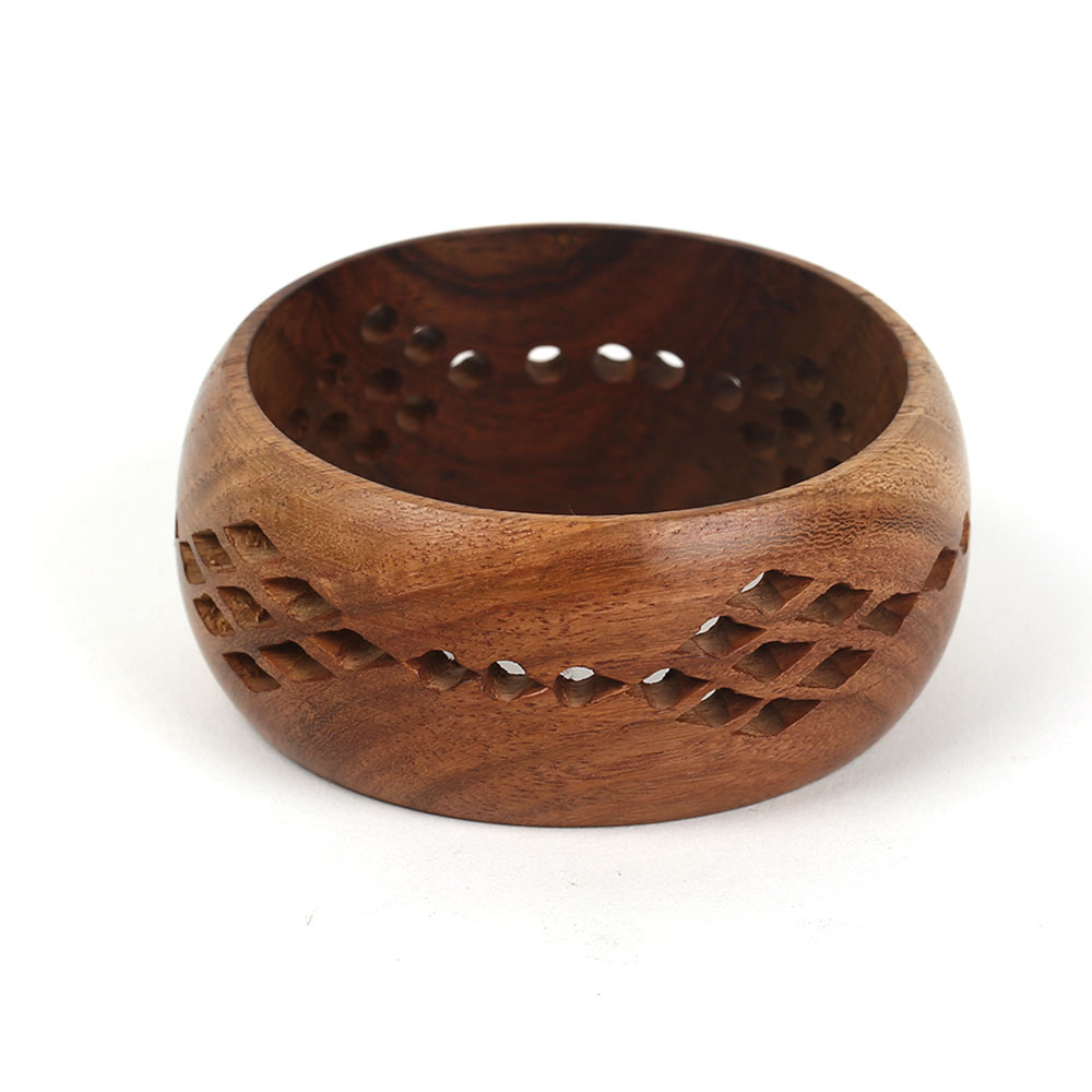Wooden Bangle-87