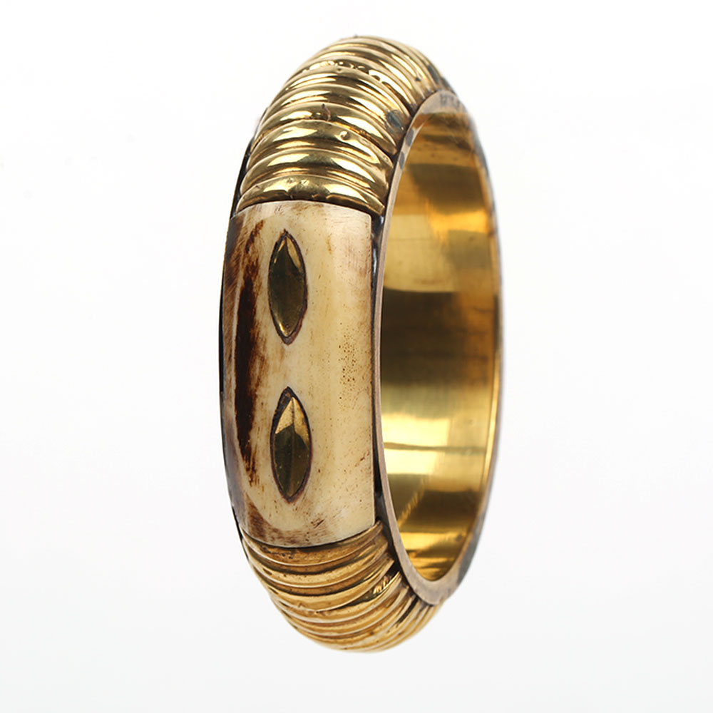 Brass Bangle-85