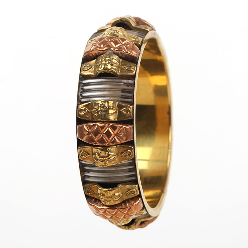 Brass Bangle-87