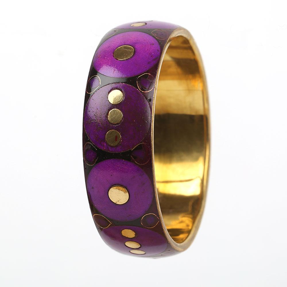 Brass Bangle-89