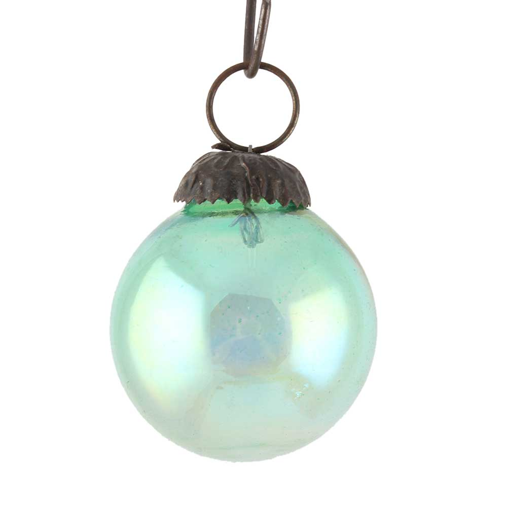 Green Round Small Christmas Hanging Online