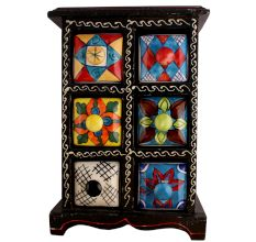 Spice Box-774 Masala Rack Container Gift Item