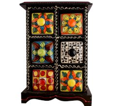Spice Box-781 Masala Rack Container Gift Item