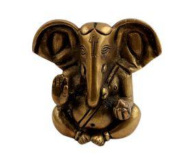 Handmade Ganesh Bronze Statue