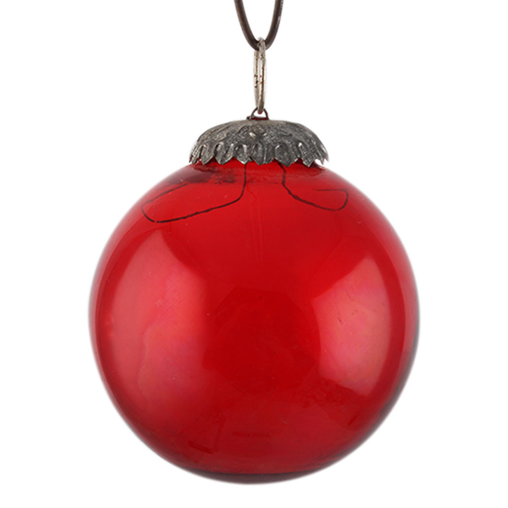 Red Round Christmas Hanging Online