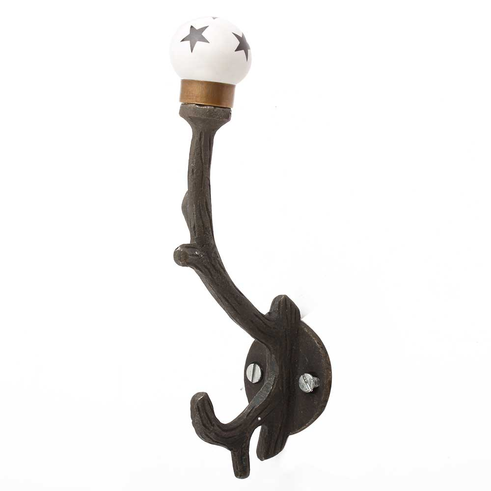 Black Star Tree Hooks-EHG-94