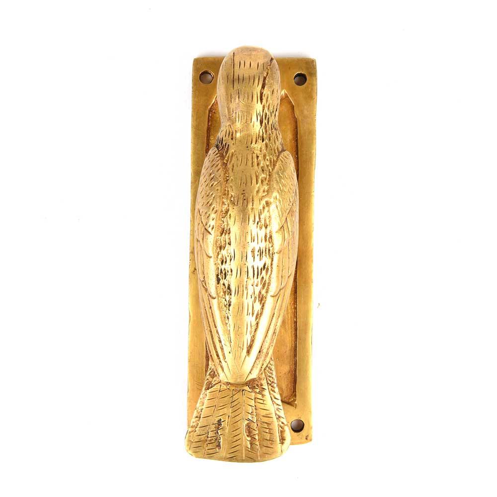 Brass Bird Door Knocker