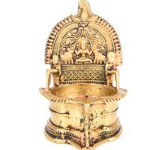 Deepalakshmi Brass Oil Lamp