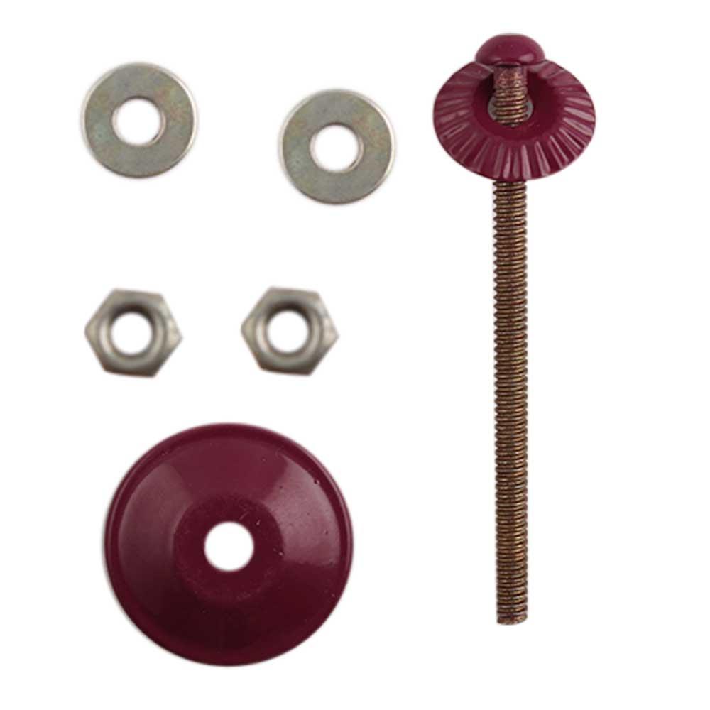 Purple Knob Fitting