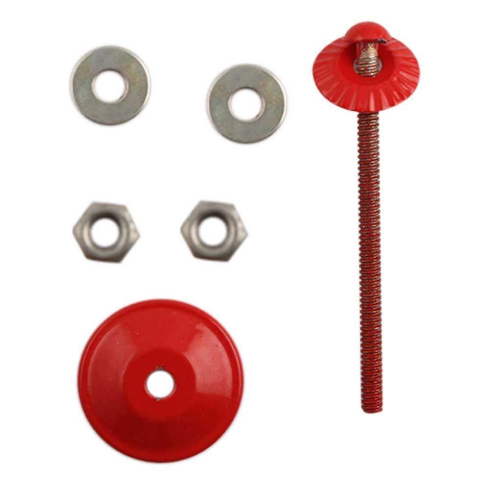 Red Knob Fitting