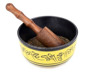 Brass Handicraft Singing Bowl