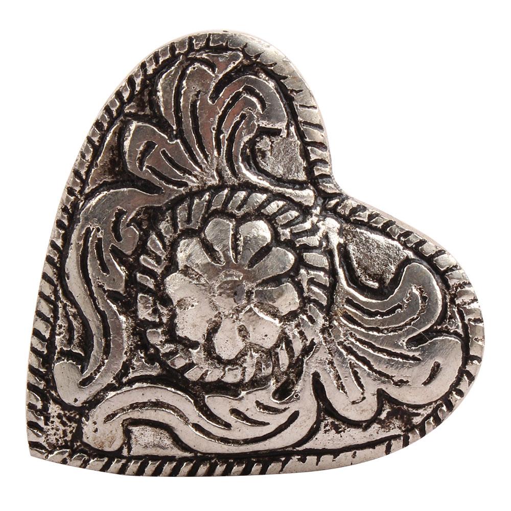 Aluminium Heart Shape Cabinet Knobs Online