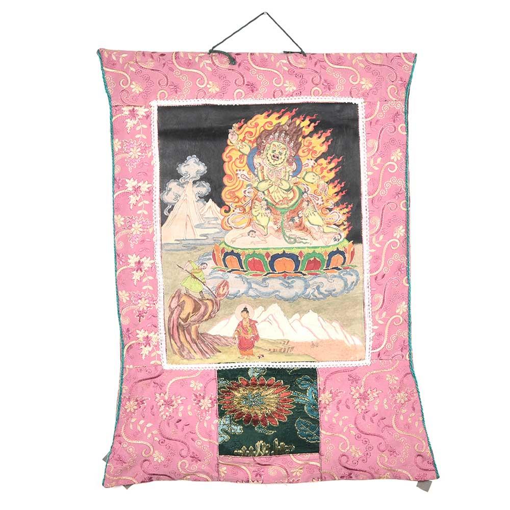 Panjarnata Mahakala Thangka Painting