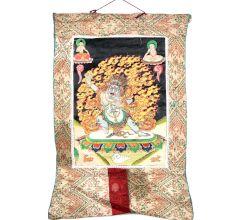 Vajrapani Tibetan Thangka Painting