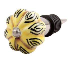 Eye Medium Ceramic Wine Stopper