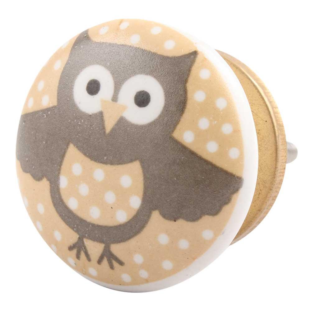 Owl Knob