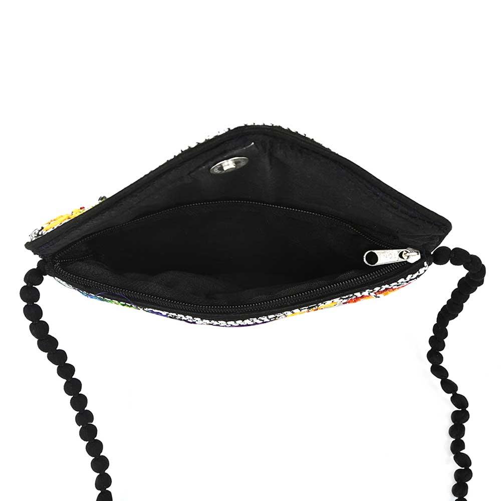 Black Dumru Dori Bag