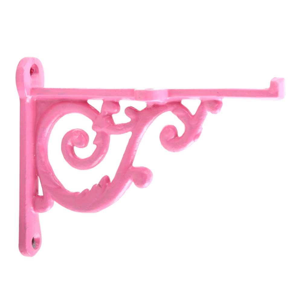 Pink Small Shelves Brackets
