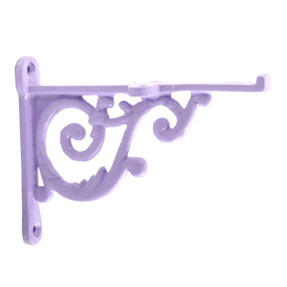 Purple Small Shelves Brackets
