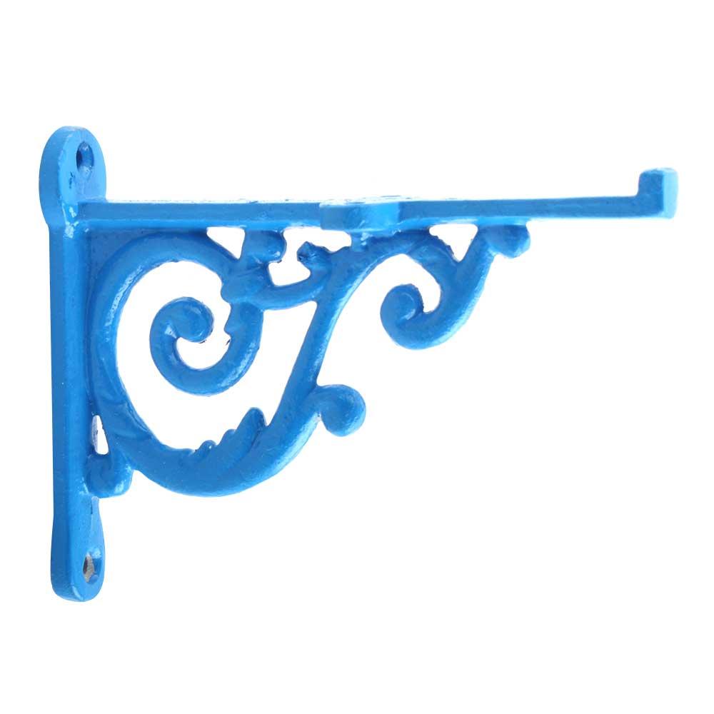 Royle Blue Small Shelves Brackets