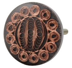 Copper Resin Drawer Knob Online