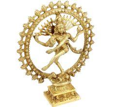 Brass Shiva Nataraja