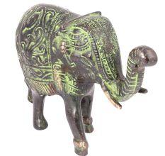 Brass Decorative Elephant Statue