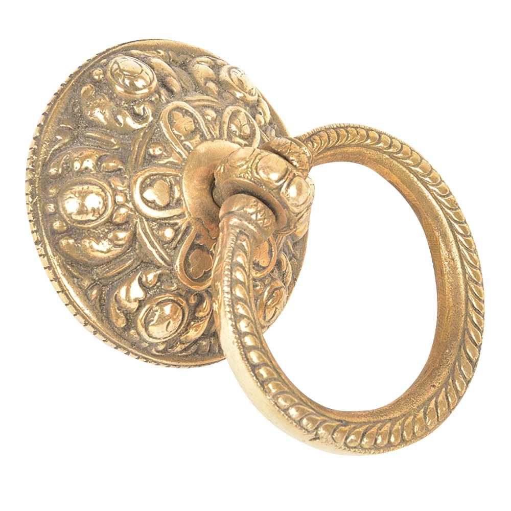 Decorative Golden Brass Door knocker