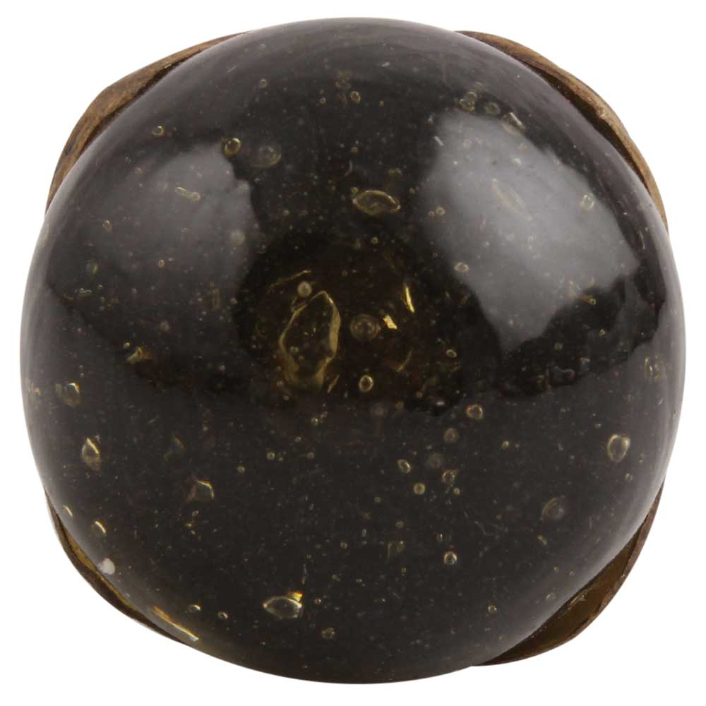 Antique Smoke Bubble Glass Cabinet Knobs Online