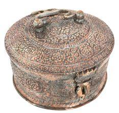 Copper Handmade Pan Daan