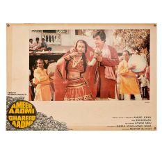 Song Sequence Ameer Aadmi Ghareeb Aadmi 1930 movie Poster